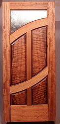 Custom wood doors by mendocino doors exterior and interior door thesantacruzhighlandsentrydoor planetlyrics Image collections