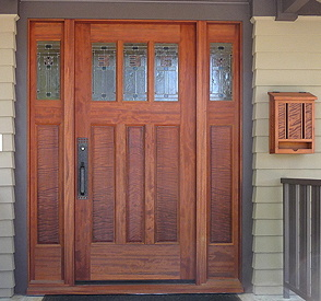 Custom Wood Doors by Mendocino Doors ~ Exterior and Interior ~ Door ...