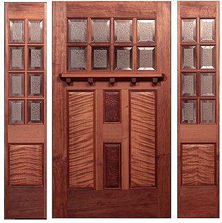 Custom Wood Doors By Mendocino Doors ~ Exterior And Interior ~ Door Gallery  ~ Page 1