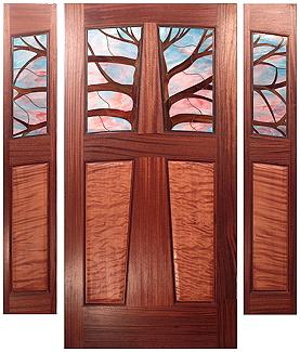 Custom Wood Doors By Mendocino Doors Exterior And Interior & Images of Montana Wooden Windows And Doors - Woonv.com - Handle idea